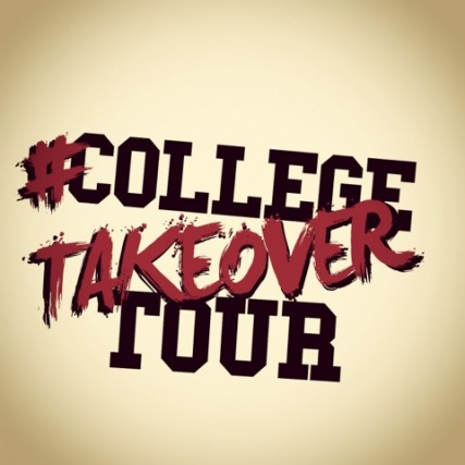 College Takeover Tour